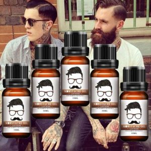10ml Organic Beard Growing Oil