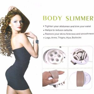 220V Fat Burning Slim Anti Cellulite Massage Device