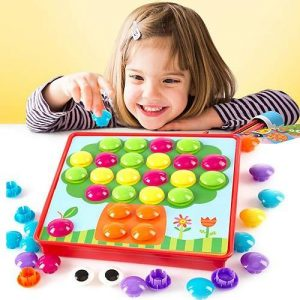 Creative 3D Puzzle Educational Toys