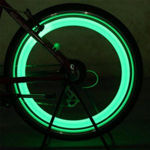 Fancy Flashing LED Bicycle Tyre Light Lamp