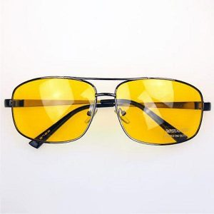HQ Night Driving Glasses Anti Glare Vision