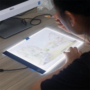 LED Artist Tracing Board