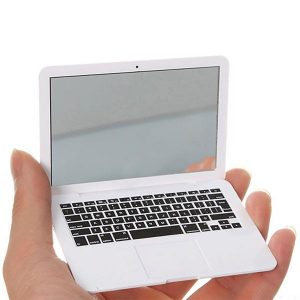 Pocket Notebook Cosmetic Mirror