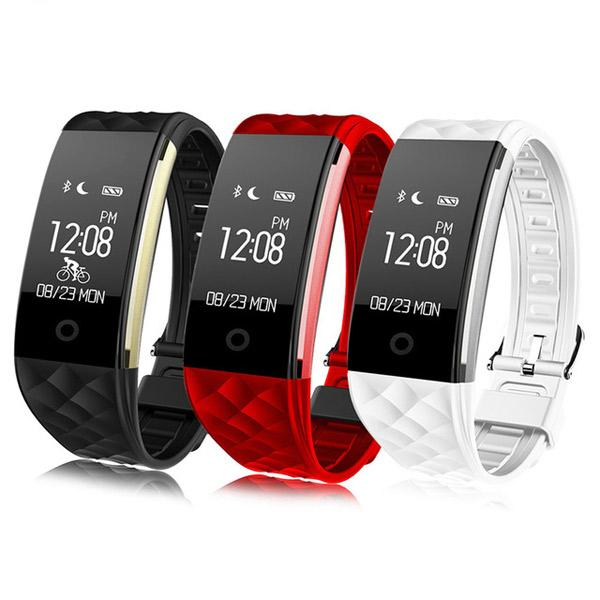 S2 Smart Fitness Waterproof Watch