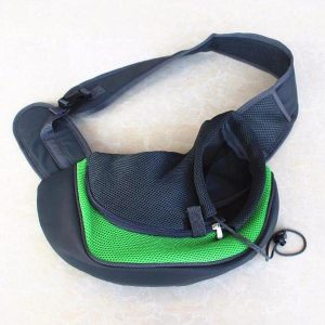 Sling Pet Carriers green