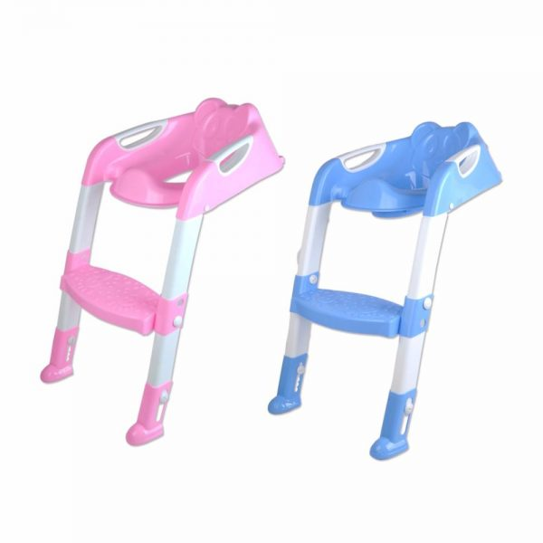 Adjustable Ladder Toddler Toilet Trainer
