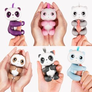 Finger Panda Toy