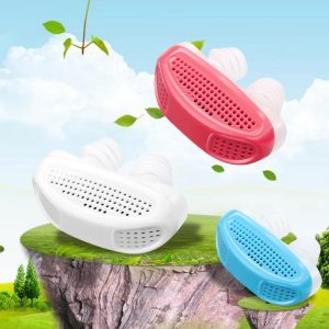 Silicone Anti-Snore Device